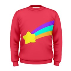 Shooting Star Men s Sweatshirts